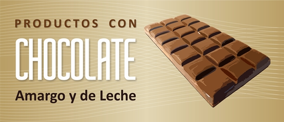 Chocolates promocionales